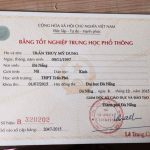 làm mọi bằng cấp uy tín rẻ ở Đà Nẵng